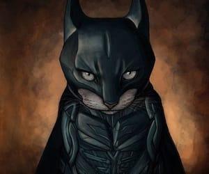 Animales, DC, and batman image