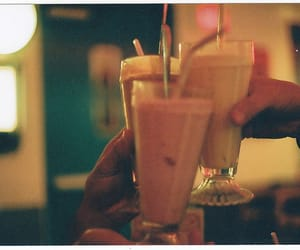diner and milkshakes image