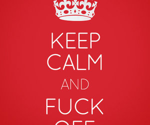 carry on, keep calm, and design image