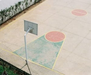 Basketball, sports, and court image