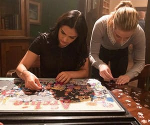 riverdale, camilamendes, and beronica image