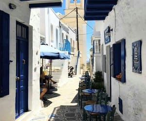 aesthetic, Greece, and mediterranean image