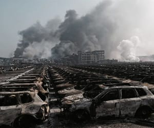 apocalypse and cars image