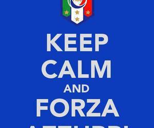 italy, azzurri, and football image