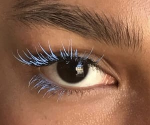 fashion, eye, and eyes image