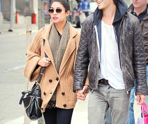 vanessa hudgens, celebrity, and couple image