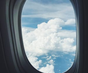 adventure, aesthetic, and airplane image