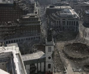 apocalypse, aesthetic, and city image