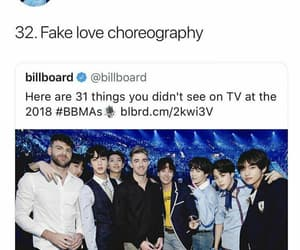 fake love, hobi, and bts image