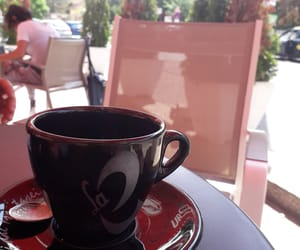 cafe, coffee, and good morning image