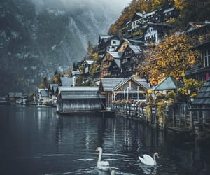 austria, cloudy, and country image