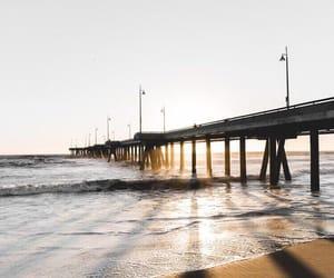 beach, coast, and nature image