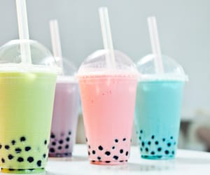 bubble tea and tea image