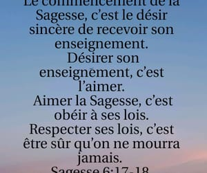 bible, lois, and sagesse image