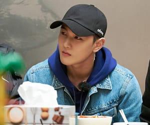 DK, donghyuk, and Ikon image