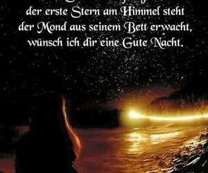 deutsch, nacht, and grüße image