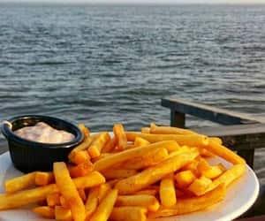 food, sea, and yummy image