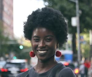 beauty, black women, and natural hair image