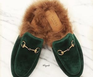 fashion style, outfit clothes, and shoes slippers image