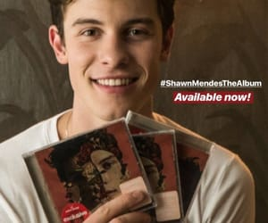 shawnmendes, shawn mendes, and shawn mendes the album image