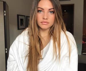 girl, makeup, and thylane blondeau image