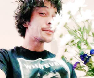 flowers, the 100, and bob morley image
