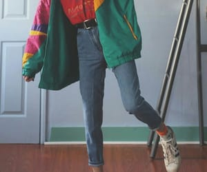 fashion, style, and 90s image