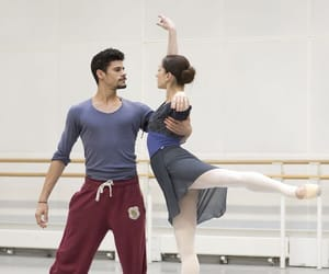 ballerina, romeo and juliet, and perfect image