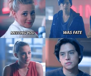 riverdale, love, and bughead image