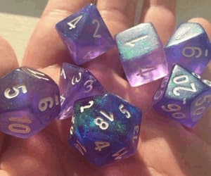 purple, dungeons and dragons, and gif image