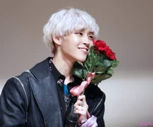 black rose, woosung, and kpop image