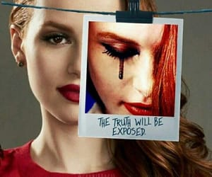 riverdale, 13rw, and madelaine petsch image