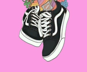 Ilustration, vans, and picture image