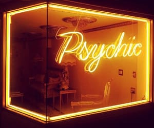 neon, grunge, and psychic image