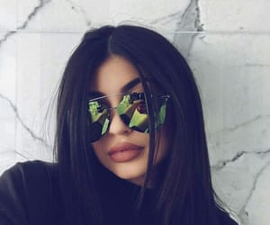 make up, jenner, and kardashian image