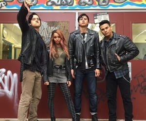 riverdale, sweet pea, and cole sprouse image