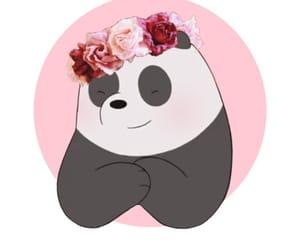 we bare bears and panda image