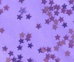 stars, aesthetic, and purple image
