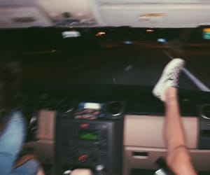 angst, car, and driving image