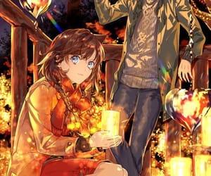 anime, manga, and detective conan image