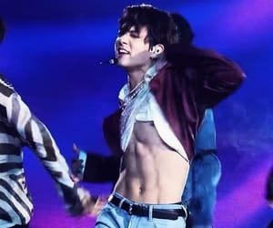 bts, jungkook, and abs image
