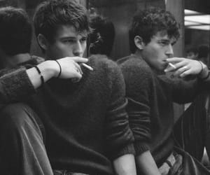 brandon flynn, justin foley, and actor image