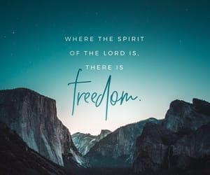 bible, freedom, and god image