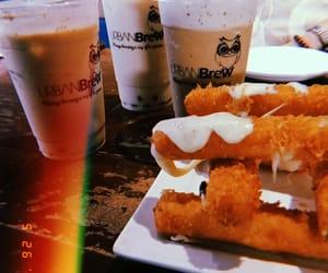 cheese, coffee, and tea image