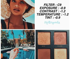 filter, filters, and summer image