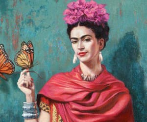 art, genius, and frida kahlo image