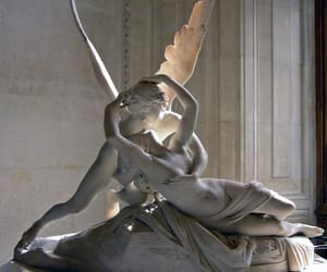 art, sculpture, and statue image