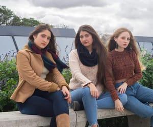 autumn, fashion, and girls image