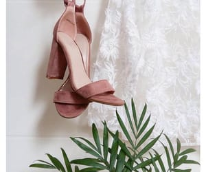 beautiful, sandals, and girly image