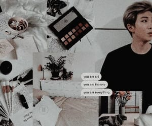aesthetic, header, and kpop image